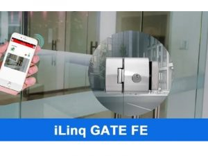 Módulo para Fechadura Elétrica – iLinq Gate FE